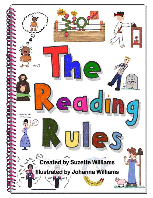 The Reading Rules-cover